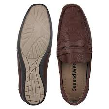 daily wear genuine leather loafer shoes
