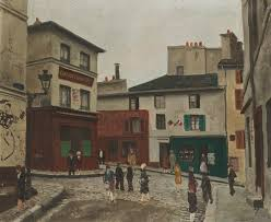FRANCIS SMITH (1881-1961) | Montmartre | 20th Century, Paintings |  Christie's
