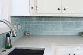 10 best sea glass backsplash tile
