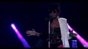 Janelle Monáe - Make Me Feel [The Voice Performance] - YouTube