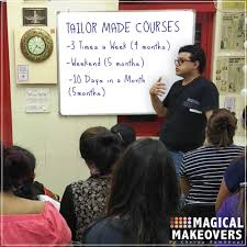 makeup artist academy in central mumbai