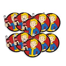 Fallout Vault Boy Vinyl Sticker Neo Tactical Gear