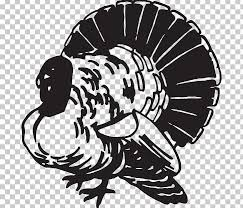 Domesticated Turkey Decal Car Sticker Png Clipart Animal Animal Track Art Artwork Black Free Png Download