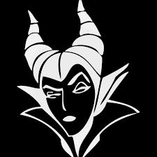 Maleficent 1 Vinyl Decal Sticker