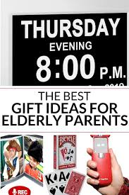 great gifts for elderly pas a