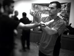 Wesley Barnes - Combined Martial Arts Association