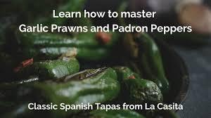 prawn recipe spanish tapas ideas la