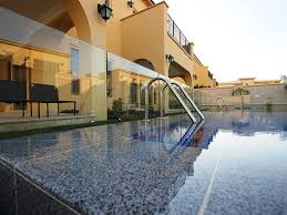 Glass Pool Fencing Babysecure Ae