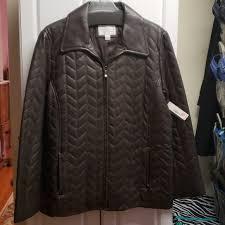 lambskin leather coatjacket