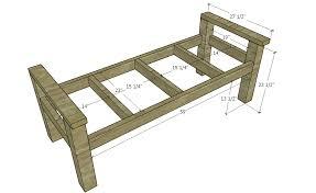 sy 2x4 bench buildsomething com