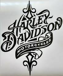 Vinyl Decal Harley Davidson Sticker Car Window Bumper Motorcycle Wall Ebay