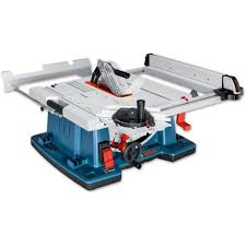 Bosch Gts 10 Xc 254mm Table Saw Axminster Tools