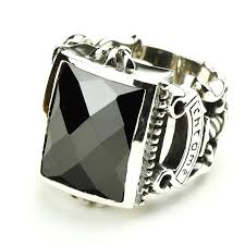 thailand jewelry mens thai silver ring