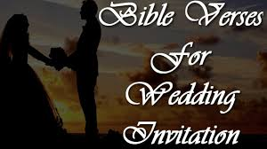 bible verses for wedding wishes bible verses for wedding cards