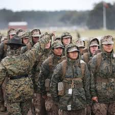 marine corps eases weight restrictions