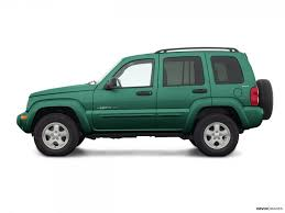 2003 jeep liberty shale green metallic