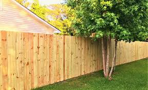 Board On Board 6ft Privacy Fence With An 8ft Double Dr Gate