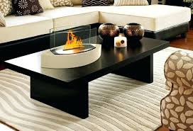 fire pit coffee table house design