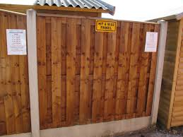 Fencing Supplies Blackpool Posts Strong Fence Panels Accessories