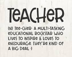 image result for back to school teacher quote teacher