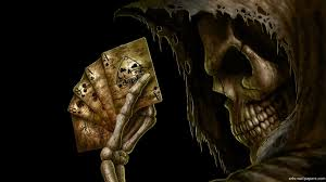 cool skeleton wallpapers wall