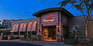 fleming s steakhouse back of the menu