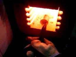 electric kiln furnace heat treatment