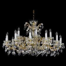 maria theresa chandelier 18 bulbs e
