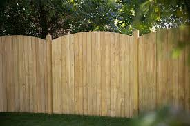 Forest Featheredge Fence Panel Pressure Treated Dome Top Uk Fencing Lsd Co Uk