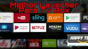 Melhor Launcher Para TV Box - Mxq 4k, Mx9, Tx9