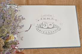 Libro De Firmas Personalizado Para Un 50 Cumpleanos By Silvia Gali