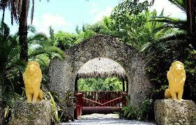 c garden wedding venue in south