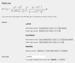 math in pressbooks pressbooks user guide