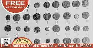 how to get free coin appraisals from