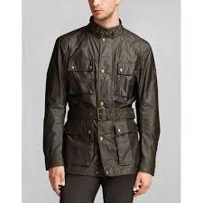 jacket belstaff roadmaster waxed cotton