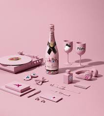 for the love of rosÉ moËt chandon s