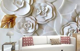 Living Room Flower Wall Decor Family Modern Magnolia Floral Diy Walls Vertical Gardens Systems Units Ideas Vines Outdoor Lounge Seat Crismatec Com