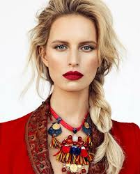 new year make up trends for a charming look