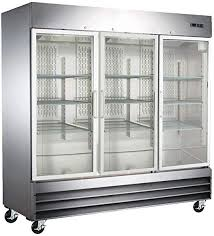 com 3 glass door commercial