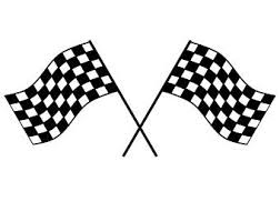 Race Flag Stickers Etsy