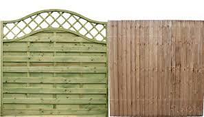 Fence Panels Garden Fencing Lattice Panels