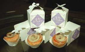 cinnamon roll favors wedding inspiration