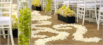reception and ceremony wedding packages