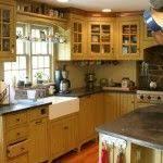 Rustic Kitchen Cabinets   hac0.com   Rustic kitchen cabinets, Primitive  kitchen decor, Rustic kitchen