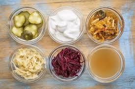 probiotic food health benefits and