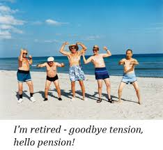 by retirement quotes i m retired goodbye tension com