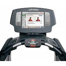 life fitness 95t ene treadmill gym