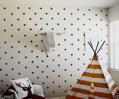 75 Swiss Cross Removable Wall Stickers Vinyl Decal For Home Kids Room Or Nursery Diy Wall Paper Size 7 7cm Vinyl Decal For Homewall Sticker Aliexpress