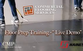 mercial flooring services