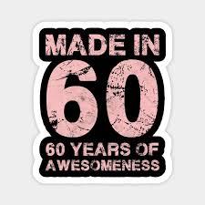60th birthday gift ideas mom dad